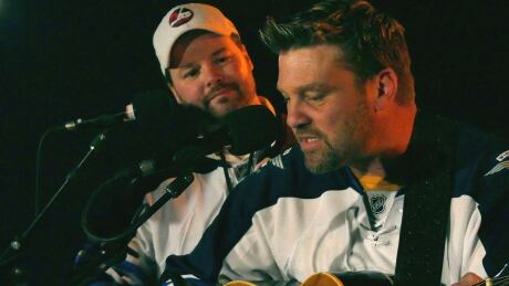 Doc Walker play Winnipeg Jets parody song