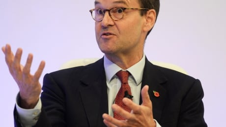 Mike Coupe, CEO of Sainsbury's,