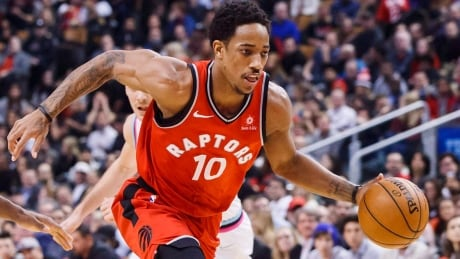 DeMar DeRozan NBA Mental Health PSA