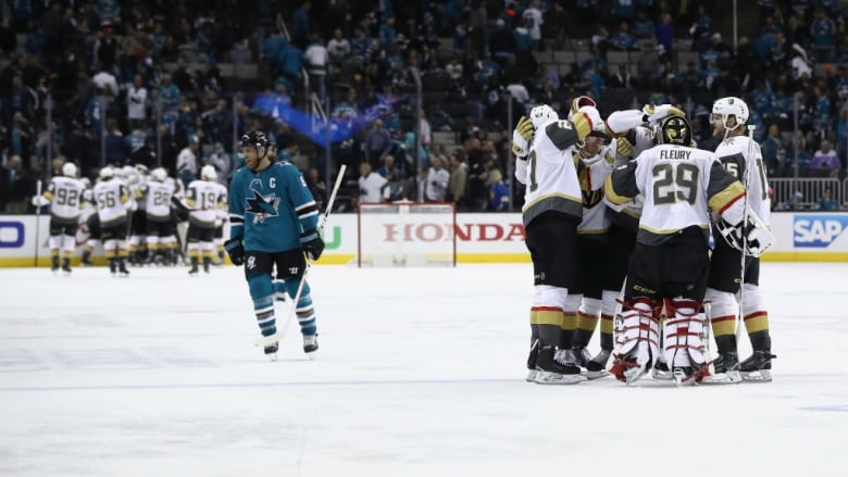 Reinforcements lead Sharks to 4-0 victory over Knights