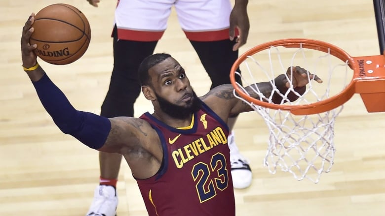 aea54796ae2 Cleveland Cavaliers forward LeBron James may be an athletic genius (Frank  Gunn   The Canadian Press)
