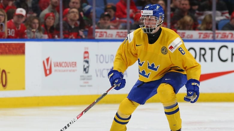 IIHF suspends Swedish players, coaches for WJC ceremony conduct