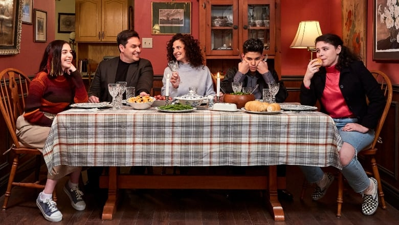 CBC Life - Back in Time for Dinner
