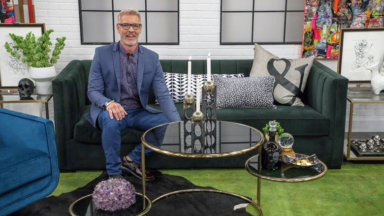 Rock star decor: Steven Sabados shows how to get this amped up look at home