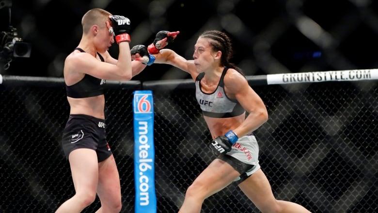 Joanna Jedrzejczyk to Battle Tecia Torres Next
