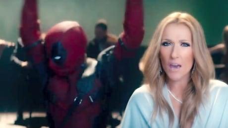 Céline Dion, Deadpool 2