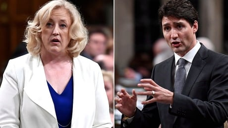 Raitt and Trudeau