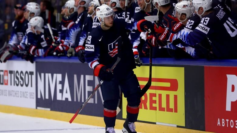 Bookmakers named favorite world Cup hockey