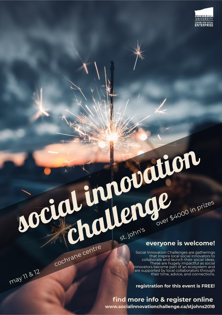 Got a minute, and a great idea? Visit us at the Social