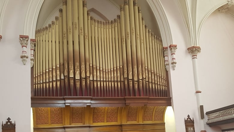Organ For Sale >> Saint John Pipe Organ Faces Uncertain Future After Church Goes Up