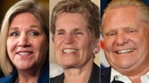 A leaders debate has already been held but the 2018 Ontario election officially launches today.