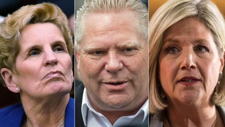 Campaign for Ontario's June 7 election officially begins