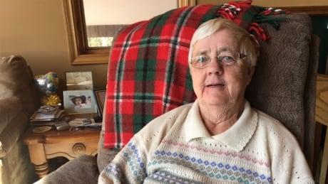 Bertha Langille, 79, Grand Bay-Westfield