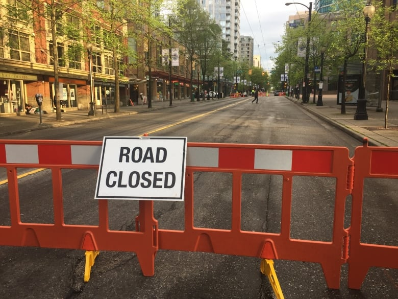 Road Conditions Vancouver: Roads, Seawall To Be Closed Sunday For 2018 BMO Vancouver