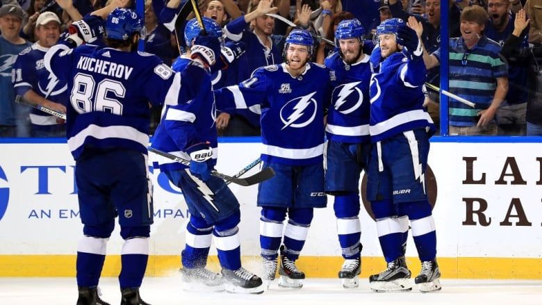 Tampa Bay Lightning vs. Boston Bruins Game 5: Highlights, final score and more