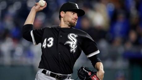 Chicago White Sox Danny Farquhar Released Hospital