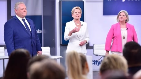 Ont Elxn First Debate 20180507
