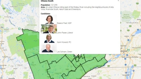 Ontario election: Who is running in eastern Ontario