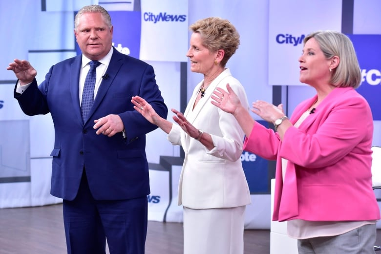 Notes from the campaign trail: Long list of questions for Doug Ford