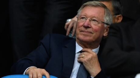 Manchester United says Alex Ferguson out of intensive care