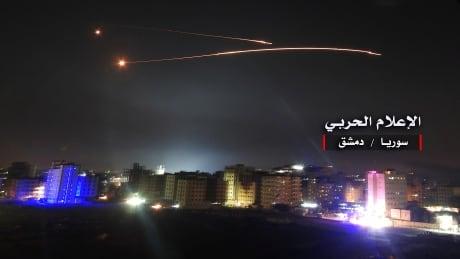MIDEAST-CRISIS/SYRIA-ISRAEL