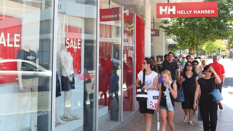 Canadian Tire to buy sportswear brand Helly Hansen for almost $1B