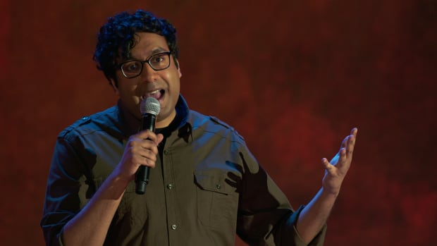'It was a punch to the gut': Comedian Hari Kondabolu addresses The Simpsons' response to The Problem with Apu | CBC Radio