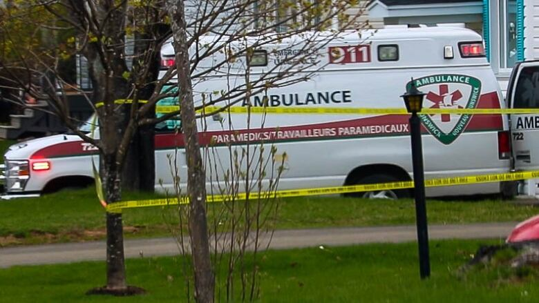 Man dies near power lines in Riverview | CBC News