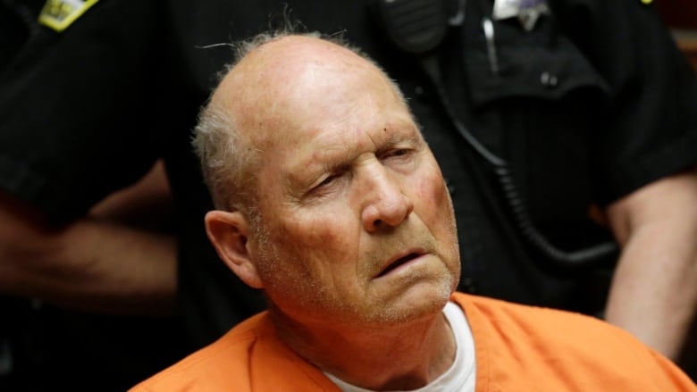 'Golden State Killer' charged with 4 more murders in alleged crime spree