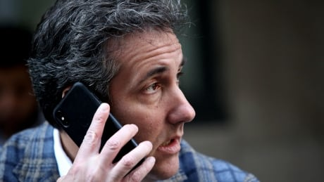 AT&T calls paying Trump lawyer Michael Cohen 'a big mistake'