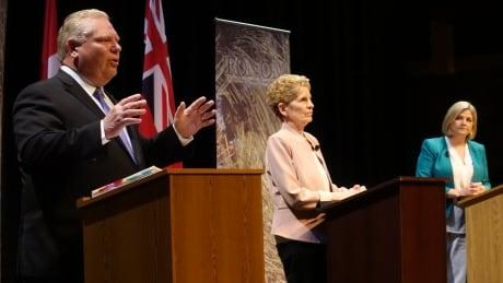 Ontario northern debate