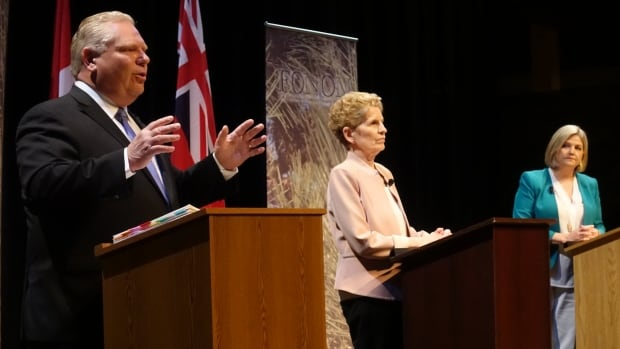 Ontario's election is the cruellest game of 'Would you rather?' imaginable | CBC News