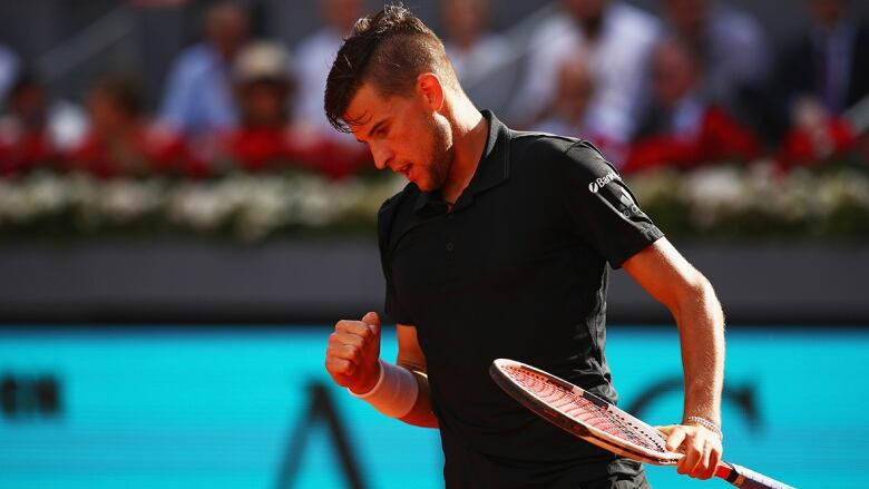 Dominic Thiem reaches second final with victory over Kevin Anderson — Madrid Open