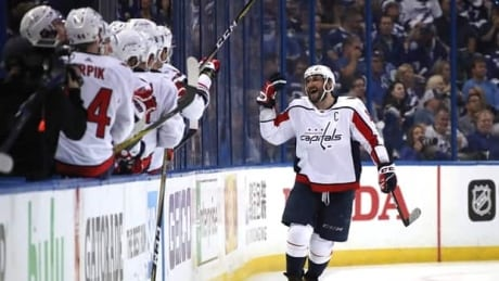 Hip Check: Ovechkin makes Lightning pay for too many men penalty