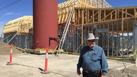 B.C. dairy rebuild almost done nearly 1 year after fire