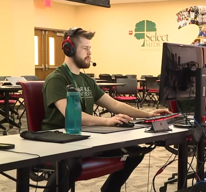 Video games, esports 'skyrocket' in popularity during pandemic