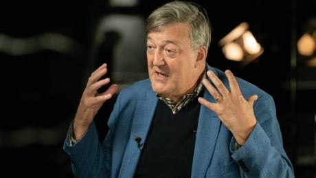 Stephen Fry on mythos, political correctness and why Britain's 'preposterous' monarchy endures