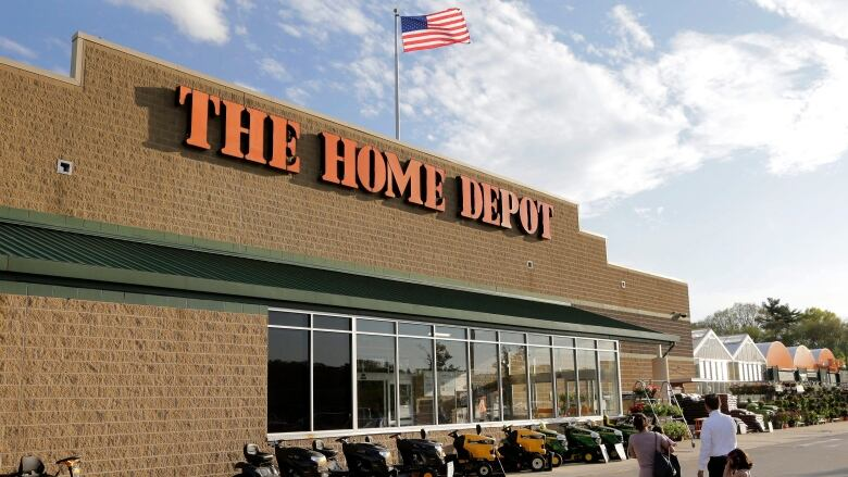 Home Depot blames weak sales on brutal spring weather