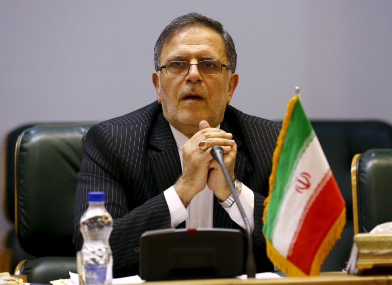 U.S. adds head of Iran's central bank to terrorist list, imposes sanctions