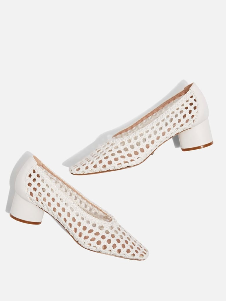 Real edge: Square toe shoes are