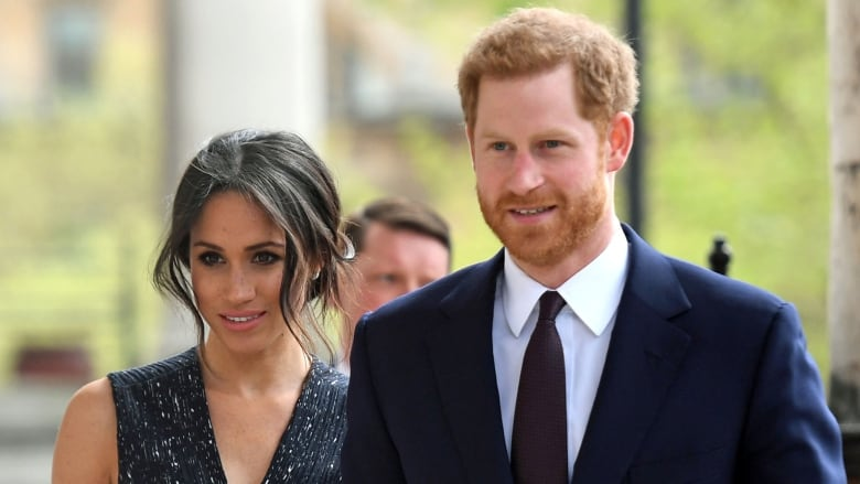 Royal bridal party for Meghan Markle and Prince Harry wedding revealed