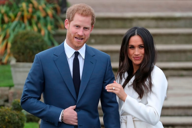 The royal couple tie the knot on May 19