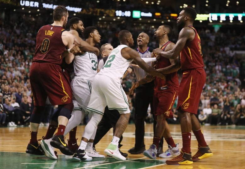 Cavs vs. Celtics: LeBron shows off incredible memory with answer to postgame question