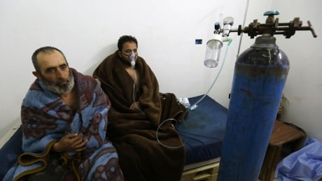 Chlorine gas likely used in Syria attack in February: chemical weapons watchdog