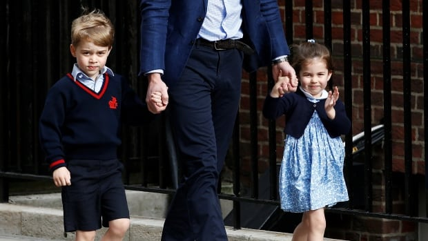 Prince George, Princess Charlotte and Mulroney children to be featured in royal wedding | CBC News