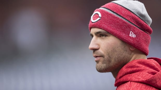 MLB star Joey Votto apologizes for 'ridiculously selfish' harsh words about Canada  | CBC Sports
