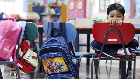 Schoolbags not linked to back pain in children, Australian study concludes