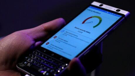 Dwindling BlackBerrys 20180516