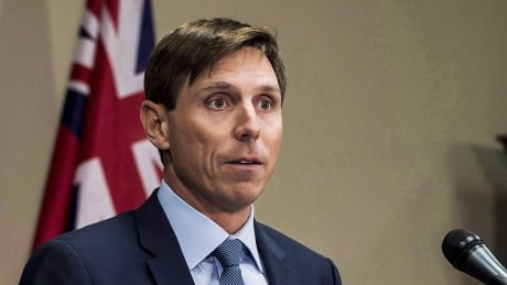 Ex-Ontario PC leader Patrick Brown writing a book about his political 'assassination'
