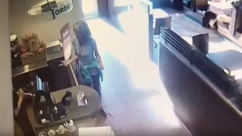Upset Donut Shop Customer Defecates on Floor, Flings Her Feces at Employees
